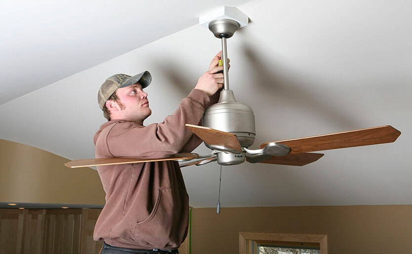 7 Reasons You Should Be Investing In Installing Ceiling Fans Throughout Your Home