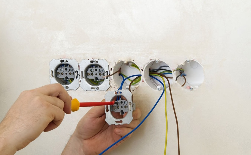 7 definite signs your house needs rewiring