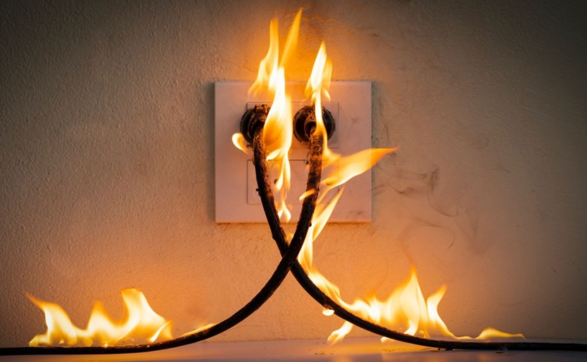 How Do I Know if My Electrical Outlet Is Burning?