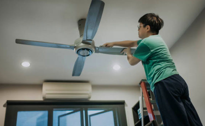 Ceiling Fans Vs Air Conditioning – The Great Debate as To Which Is More Cost-Effective