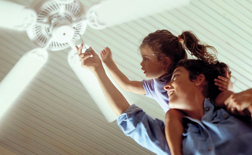 Everything You Always Wanted to Know About Ceiling Fans (But Were Afraid to Ask)
