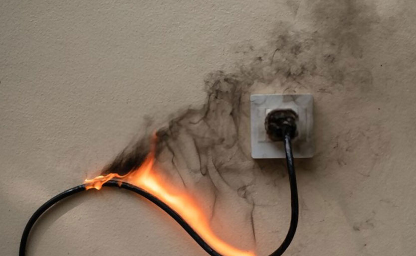 Facts About Electrical Fires