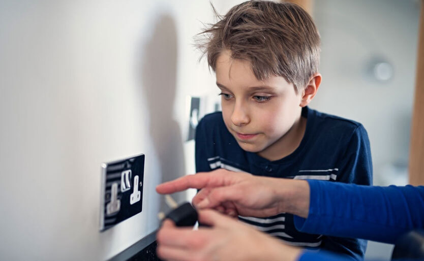 Teaching Kids about Electrical Safety