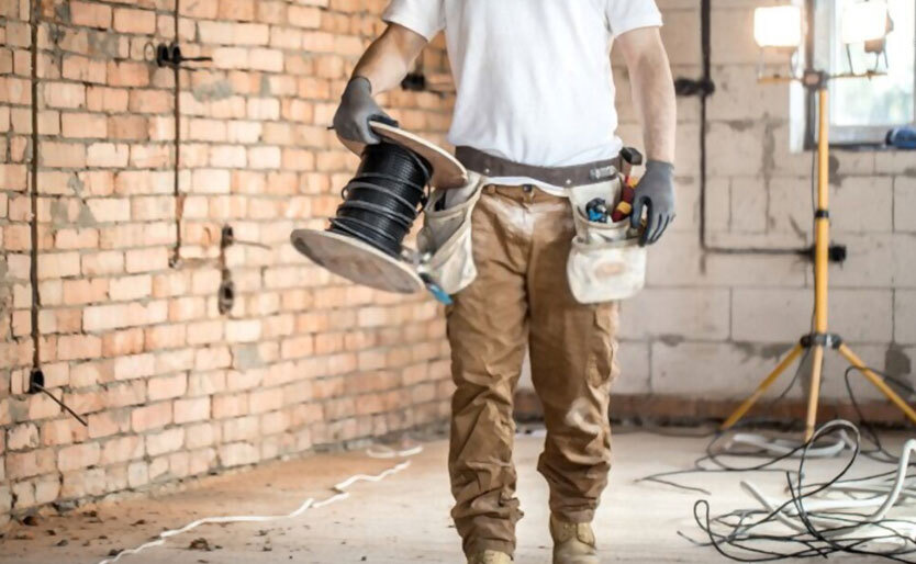 Tips From Our Electricians In Melbourne When Building A House
