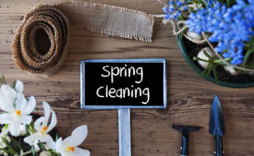 It's Spring Cleaning Time with Quick Spark!