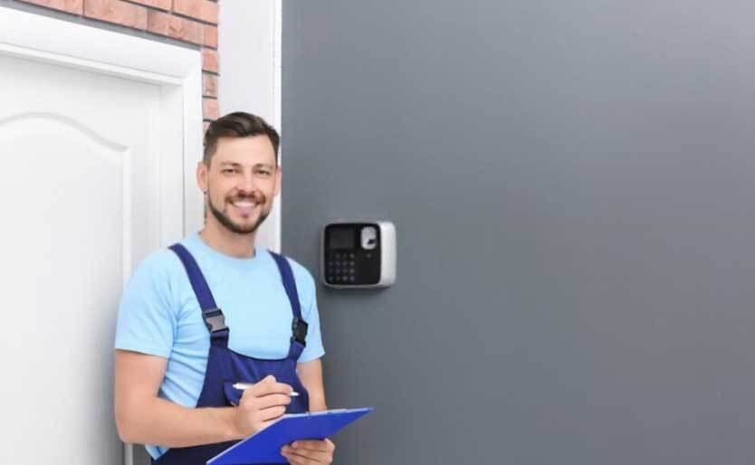 Why Do You Need An Electrician For Home Security Installation?